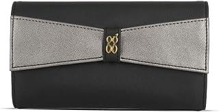 Baggit Autumn/Winter 2019 Faux Leather Women's Harmonium Wallet (Black) (Norma)