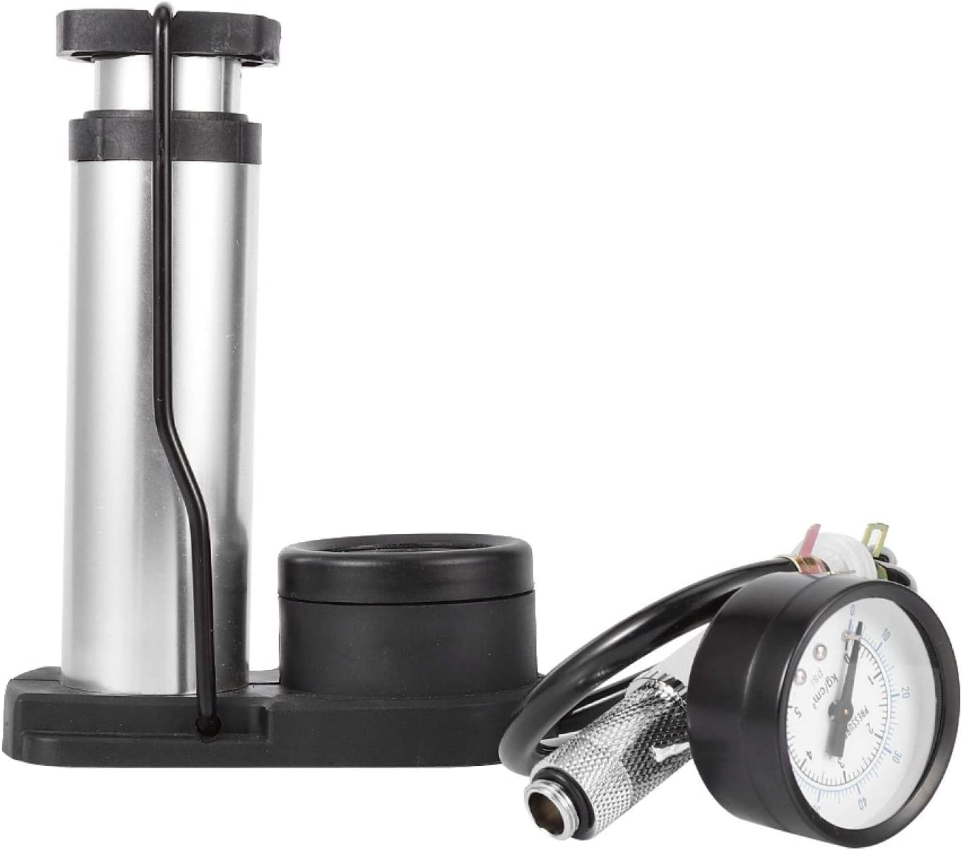 Heayzoki Water Cooling System Pressure Barometer Double Co 67% OFF of fixed price outlet Gauge