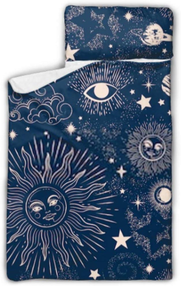 HJSHG Ranking TOP10 Kids Sleeping Bag Space Galaxy Patt Seamless Max 58% OFF Constellation