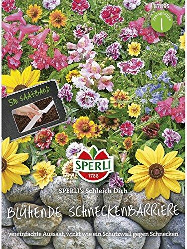 SPERLI Blumenmischung Blühende Schneckenbarriere SPERLI s Schleich Dich