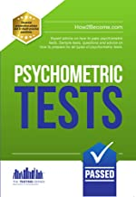 Psychometric Tests: The complete comprehensive workbook containing over 340 pages of questions and answers on how to pass psychometric tests and passing aptitude tests