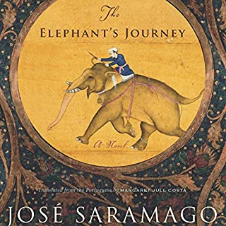 The Elephant's Journey cover art
