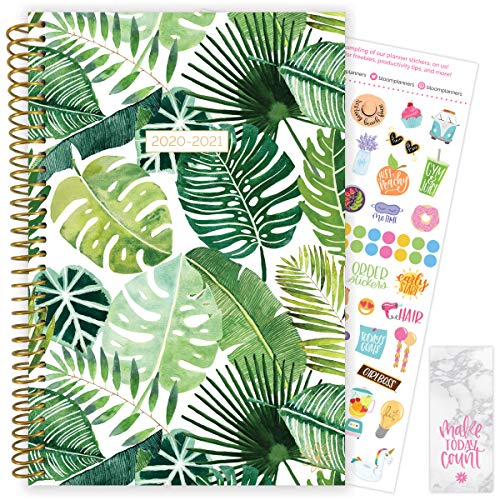 bloom daily planners 2020-2021 A...