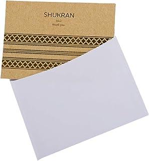 Expo 2020 Dubai Shukran Notecard Set of 6