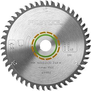 Festool Lames de scie Denture Fine 160x2,2x20 W48, 160 mm
