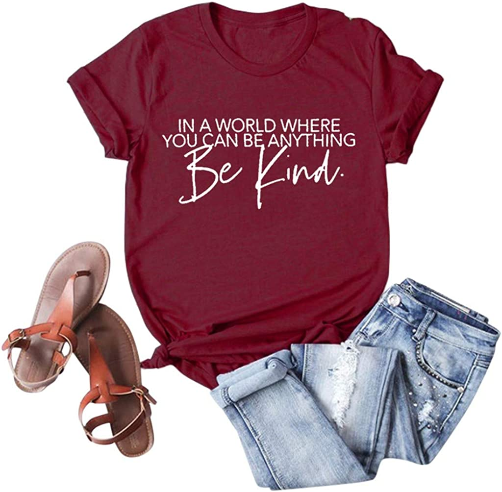 Womens Short Sleeve Tops,Tee Shirts for Women Loose Fit,Plus Size Tunic Tops Short Sleeve Blouses Shirts