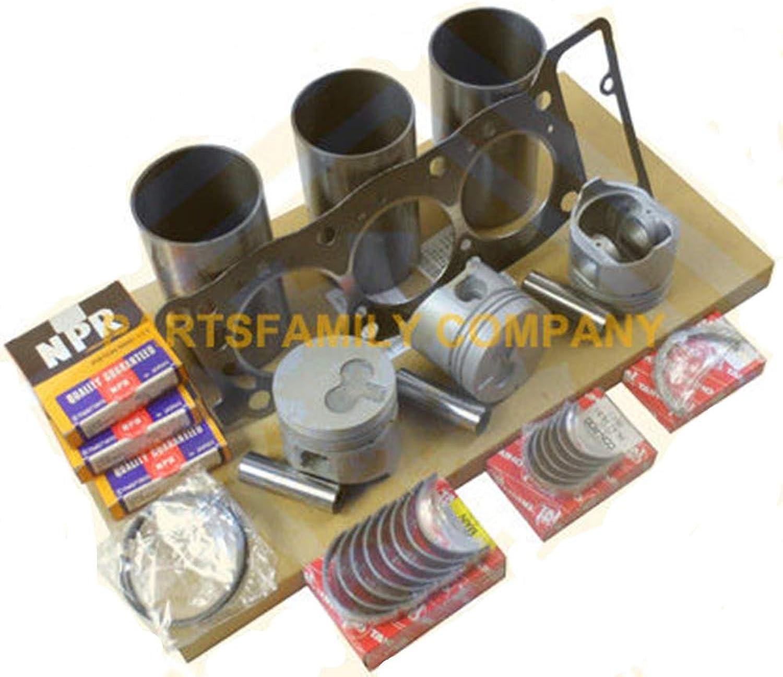 Motor Rebuilt Kit für Isuzu 3KC1 980CC Mini-Bagger und Skid Skid Skid Steer Loader B01N1XSKLG   Hochwertige Materialien  c06546