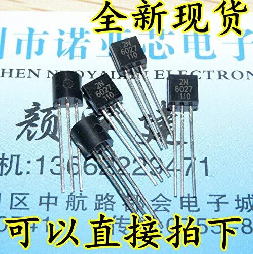 10 teile/los 2N6027 TO-92 6027 TO92 Transistor