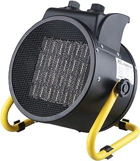 Radiador eléctrico MAHZONG Cuarto de baño con Calentador de Alta Potencia de 3kw, Secado Industrial Comercial