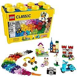 Let's build a LEGO robot! (LEGO Classic 10692)