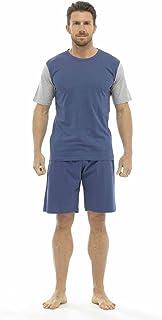 Socks Uwear Mens Jersey Cotton Short Sleeve Top Pyjama