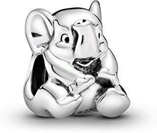 Pandora Jewelry - Lucky Elephant Charm in Sterling Silver