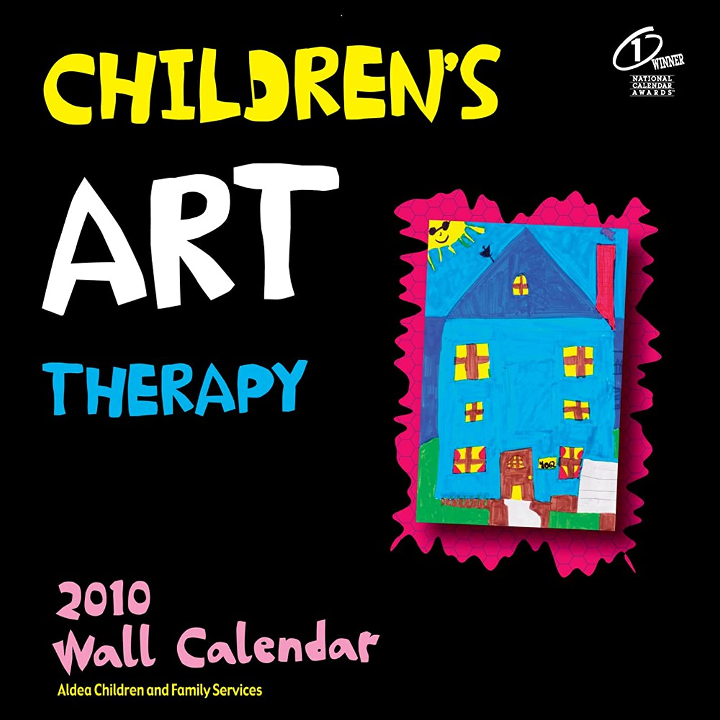 シーボードアクセスバイナリChildren's Art Therapy 2010 Wall Calendar
