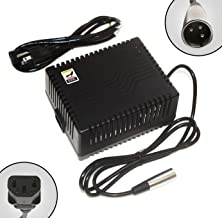 ACI Super Power Battery Charger (5.0A) with XLR Connector for Electric Scooters and Wheelchairs - Fit for Pride Mobility, Jazzy Power Chair, Drive Medical, Golden Technologies, Schwinn, Shoprider