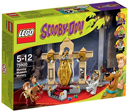 LEGO - 75900 - Scooby-doo - Jeu de Construction - Le Mystère du...