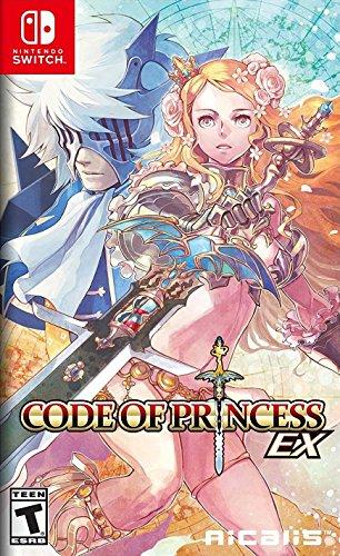 Code of Princess Ex for Nintendo Switch