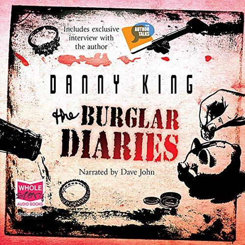 The Burglar Diaries  By  cover art
