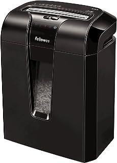 Fellowes 4600201 Personal cross cut shredder Model - 63cb with Jam Blocker, SafeSense and Energy Saving System for Home/of...
