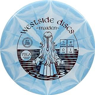 Westside Discs Origio Burst Maiden Putter Golf Disc [Colors May Vary]