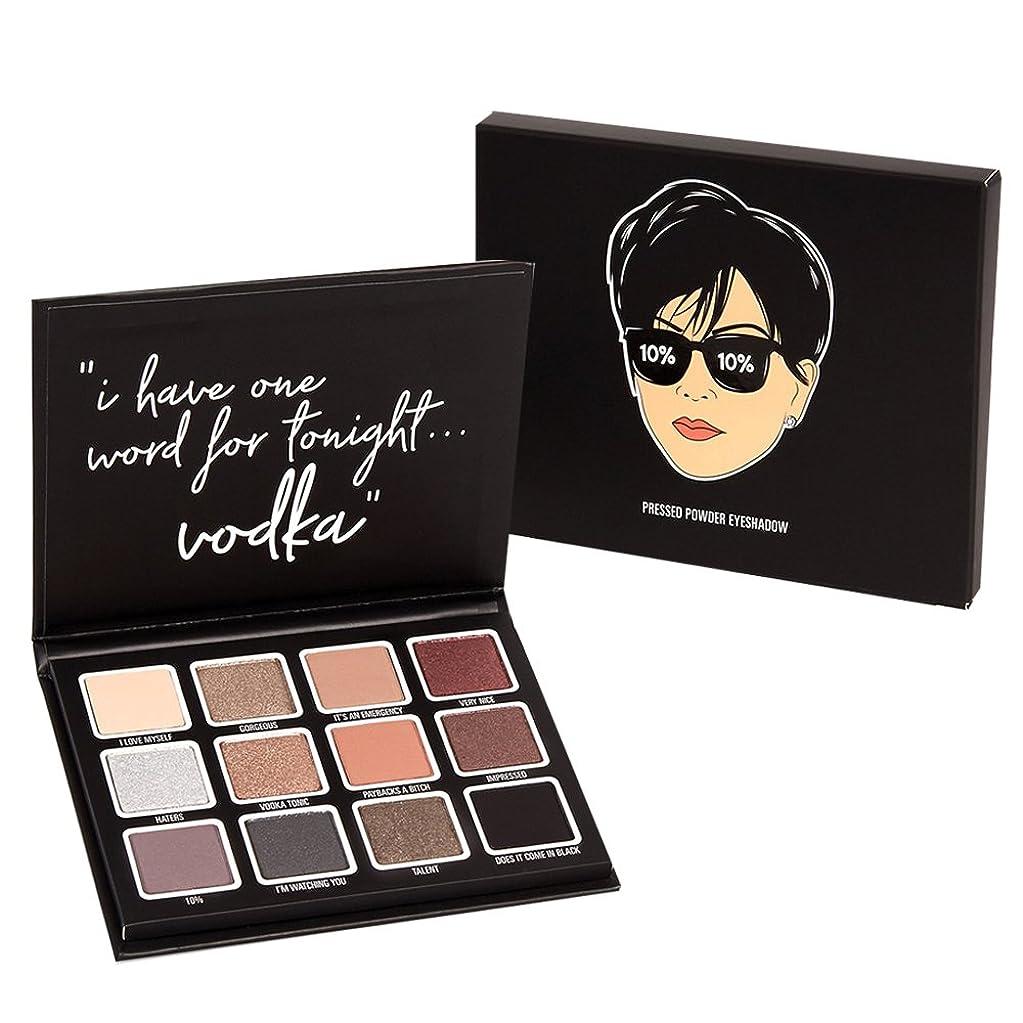 行き当たりばったり自慢説明的Kylie Cosmetics(カイリーコスメティック)KRIS | Eyeshadow Palette アイシャドウパレット