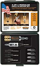 10 Pc Modular Drill & Drive Set