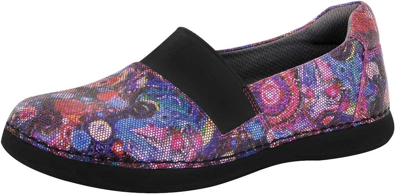 Women's Alegria, Glee Slip on shoes
