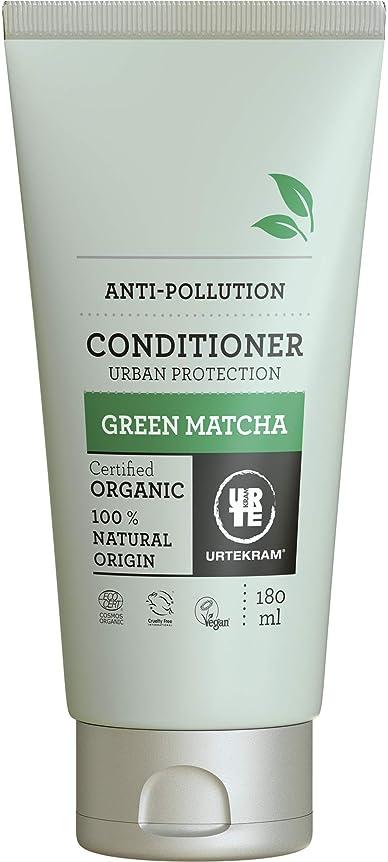 変化する単に圧縮するUrtekram Green Matchaコンディショナーオーガニック、都市保護、180 ml
