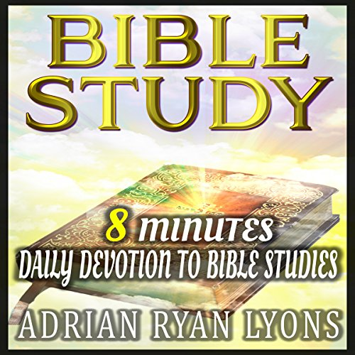 Bible Study audiobook cover art