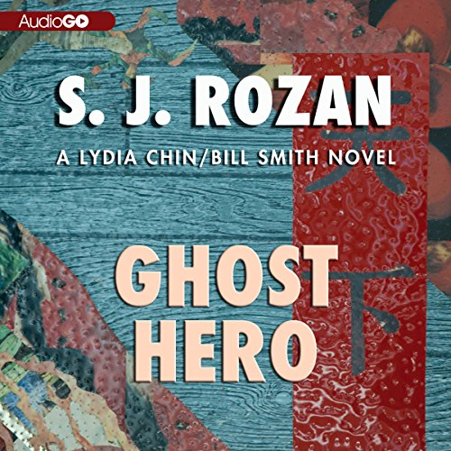 Ghost Hero audiobook cover art