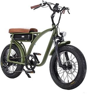 juiced bike scrambler