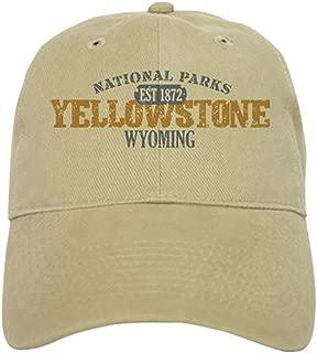 Yellowstone National Park WY Cap Baseball Cap