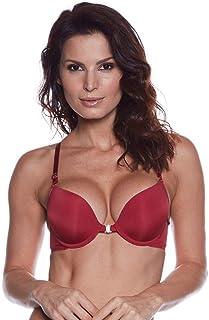 252fc2341 Moda - Vermelho - Sutiãs   Lingeries e Roupas Íntimas na Amazon.com.br