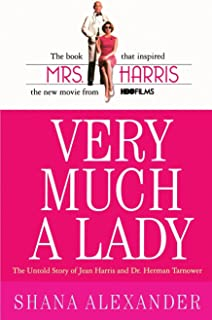 Very Much a Lady: The Untold Story of Jean Harris and Dr. Herman Tarnower