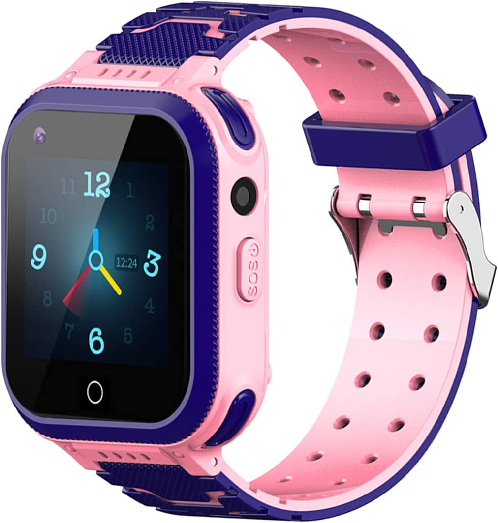 Kids Smart New product Easy-to-use Watch 4G WiFi GPS Vid Tracker SOS Call LBS Emergency