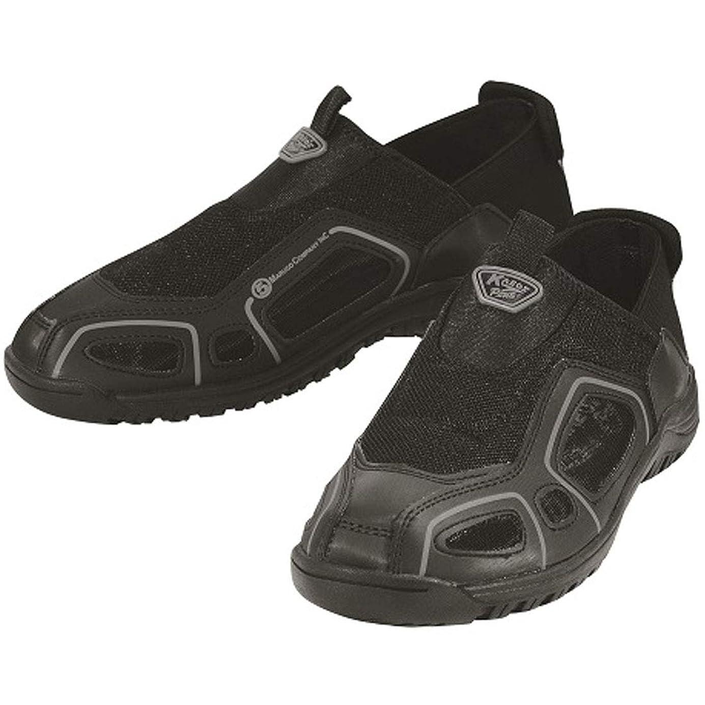 定数揃える優れた安全靴 スニーカー クレオスプラス 作業靴 マルゴ 安全シューズ カカトが踏める 先芯なし 黒 ブラック 男性 メンズ 女性 レディース 靴 シューズ