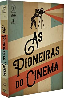 As Pioneiras do Cinema, Obras-Primas do Cinema [Digistak com 3 DVD's]