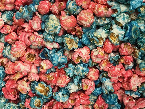 Great Deal! 3 Gallon Bag Gender Reveal Popcorn Baby Pink Blue or Mixed (Pink Blue Mixed)