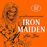 Best Iron Boxes - Live Box (3cd) Review