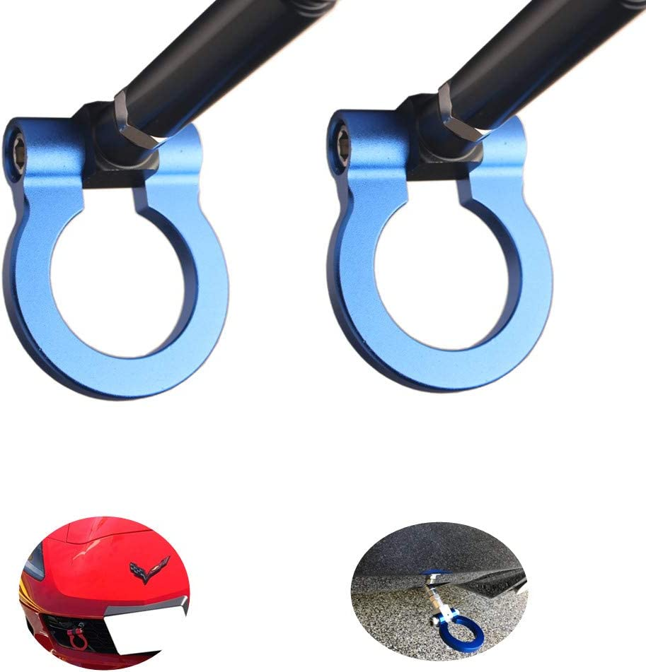 New color DEWHEL Racing Sports Track Style Front Tow Aluminum Max 78% OFF Hook