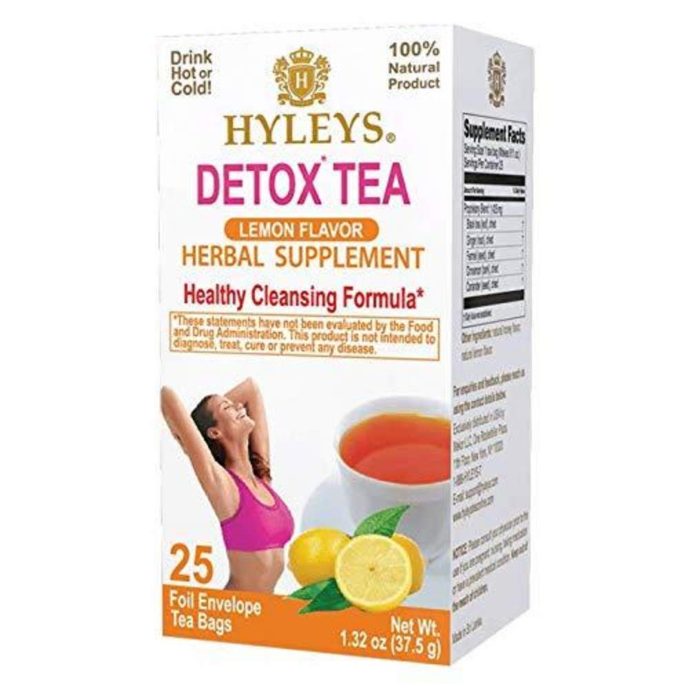 Hyleys Detox Tea for Cleanse Daily bargain sale and Le Green Weight with Loss Brand new -