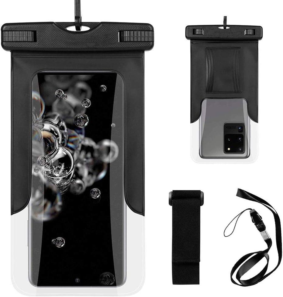 Roxie Waterproof Cellphone Case Dry Bag for Galaxy A21 A71 A51 M11 A31 A41 A11 M21 M31