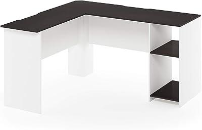 Ikea estación de Trabajo de Escritorio para Ordenador, Color Negro ...