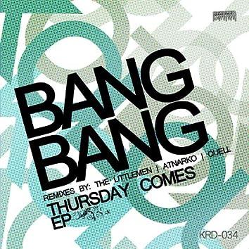 Thursday Comes - EP