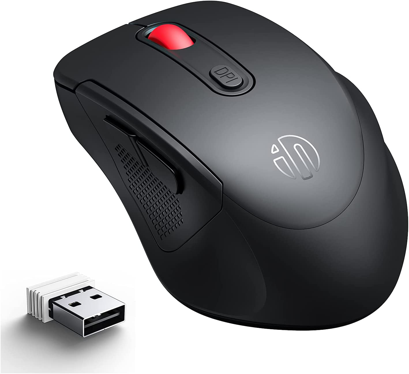 Wireless Mouse Limited price cheap INPHIC Ergonomic 2.4G Computer wi