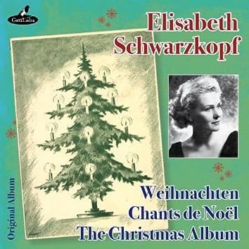 The Christmas Album, Chants de Noël, Weihnachten (feat. Julian Bream) [Original Album]