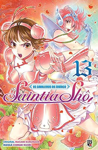 Cavaleiros Do Zodíaco - Santia Shô Vol. 13