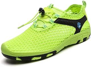 Mens Womens Water Shoes Barefoot Quick Dry Light Weight Non-Slip Aqua Socks