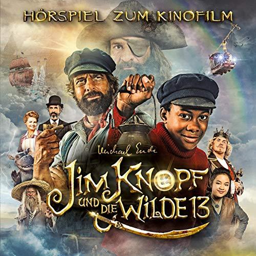 Jim Knopf und die Wilde 13. Hörspiel zum Kinofilm Titelbild