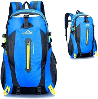 Hiking Backpack Bag Camping Water Resistant Outdoor Travel Luggage Rucksack SPOR