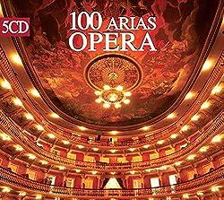 100 Opera Arias & Overtures, La Traviata, Tosca, La Bohème, Turandot